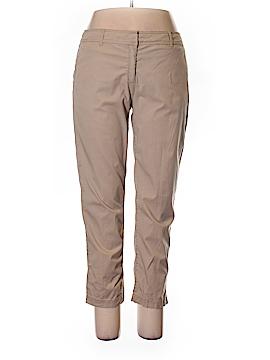 Eileen Fisher Khakis Size 14 (Petite)