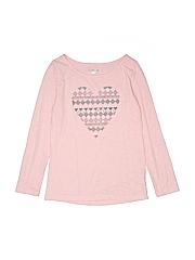 Cherokee Girls Long Sleeve T-Shirt Size 10 - 12