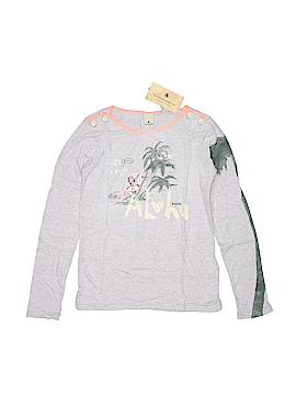 Scotch R'Belle Long Sleeve T-Shirt Size 14