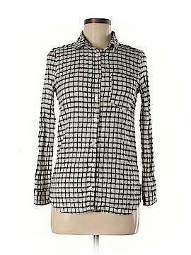 Ellison Long Sleeve Button-Down Shirt Size S