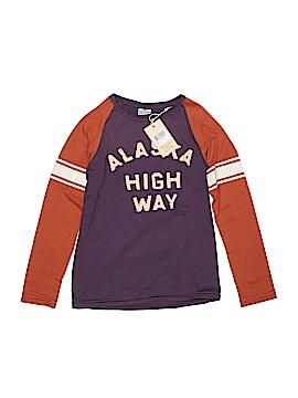 Scotch Shrunk Long Sleeve T-Shirt Size 10