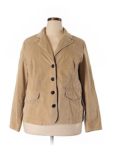 St. John's Bay Jacket Size 2X (Plus)
