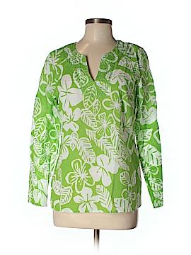Erin London Long Sleeve Blouse Size M