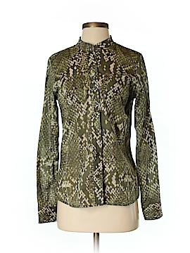 MICHAEL Michael Kors Long Sleeve Button-Down Shirt Size 6