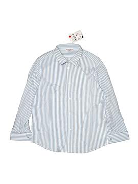 Neck & Neck Long Sleeve Button-Down Shirt Size 130 - 140 cm