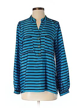 Aryn K. Long Sleeve Blouse Size S