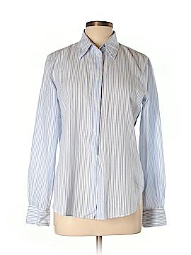 Loro Piana Long Sleeve Button-Down Shirt Size 48 (IT)