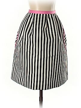 Julie Haus Silk Skirt Size 2