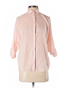 Ann Taylor LOFT 3/4 Sleeve Button-Down Shirt Size XS