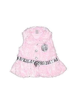 Little Lass Vest Size 12 mo