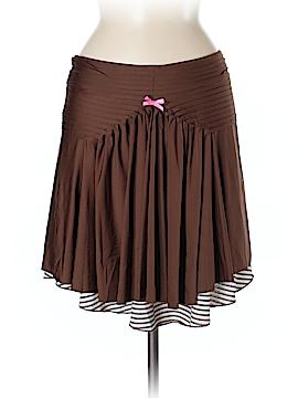Betsey Johnson Casual Skirt Size Med - Lg