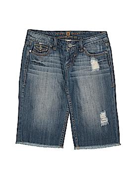 Velvet Heart Denim Shorts 25 Waist