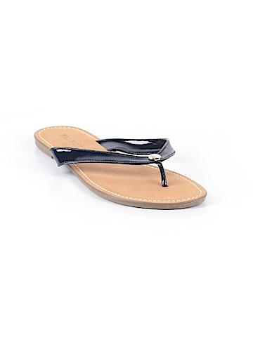 Talbots Flip Flops Size 9