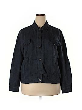 J.jill Denim Jacket Size XL