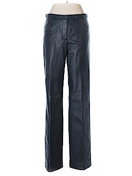 DKNY Leather Pants Size 12
