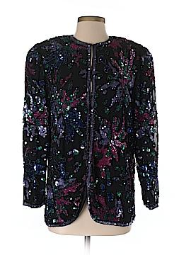 Niteline Silk Blazer Size M