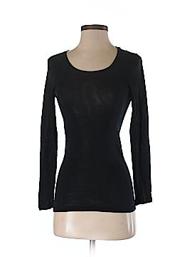 Hanro of Switzerland 3/4 Sleeve Silk Top Size XS