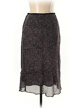 Studio M Silk Skirt Size L