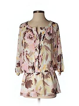 Ellen Tracy 3/4 Sleeve Blouse Size XS