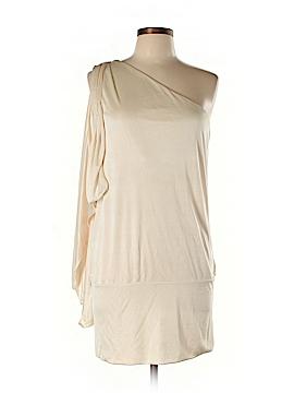 Max Azria Short Sleeve Top Size L