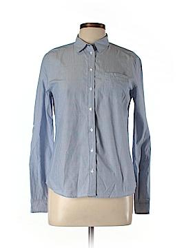 Gerard Darel Long Sleeve Button-Down Shirt Size 40 (EU)