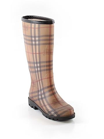 Burberry Rain Boots Size 3
