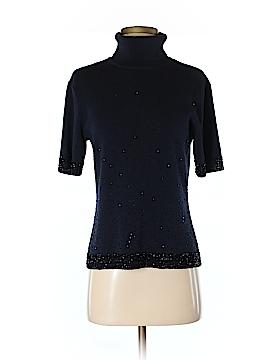 Dana Buchman Wool Pullover Sweater Size M (Petite)