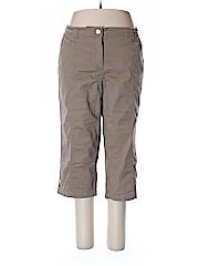 JM Collection Women Khakis Size 18W (Plus)