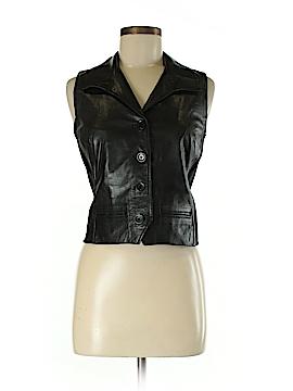 Margaret Godfrey Leather Jacket Size S