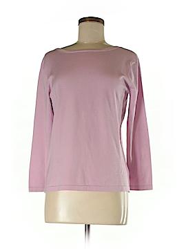 Jana Kos Silk Pullover Sweater Size L