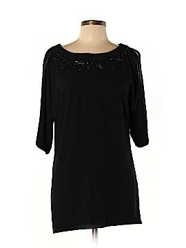 Joyous & Free Short Sleeve Top Size L
