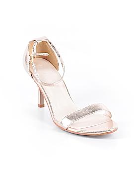 David's Bridal Heels Size 8