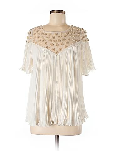 Floreat Short Sleeve Blouse Size 6