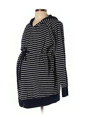 Gap - Maternity Zip Up Hoodie Size L (Maternity)