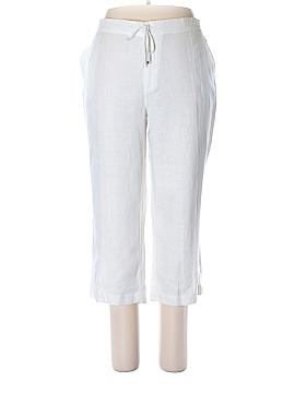 Phase Eight Linen Pants Size 18 (Plus)
