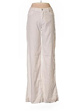 Hudson Jeans Linen Pants 28 Waist