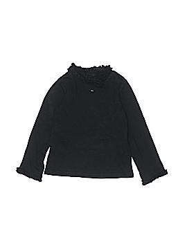 Lili Gaufrette Long Sleeve Top Size 6