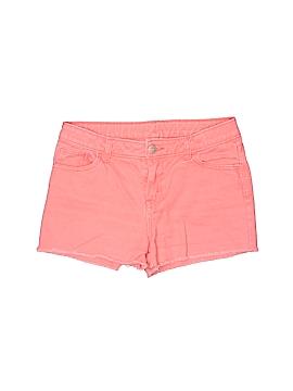Cherokee Denim Shorts Size 14/16