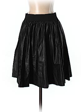 TJ Trussardi Jeans Faux Leather Skirt Size 40 (IT)