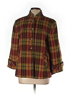 Sundance Wool Coat Size L
