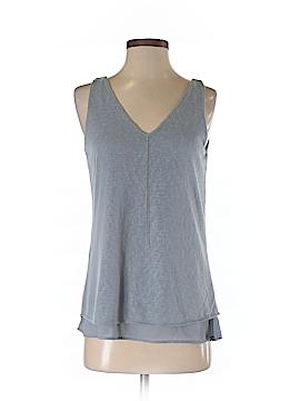 Blue Saks Fifth Avenue Sleeveless Top Size S