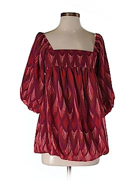 Gianni Bini 3/4 Sleeve Blouse Size 2