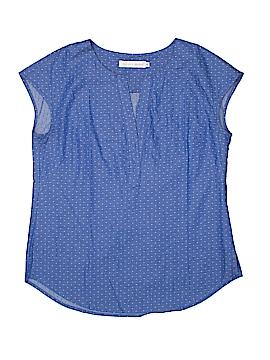Sunhee Moon Short Sleeve Blouse Size 1
