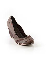 BC Footwear Women Wedges Size 10