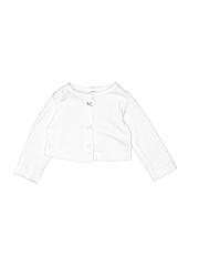 Carter's Girls Long Sleeve Button-Down Shirt Size 6 mo