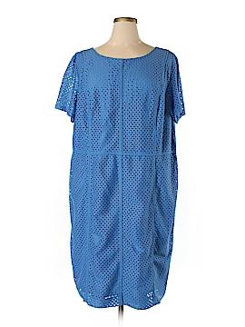 Talbots Casual Dress Size 22 (Plus)