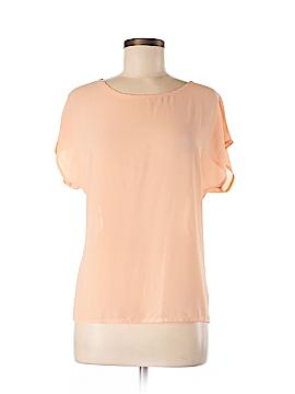 Haute Society Short Sleeve Blouse Size M
