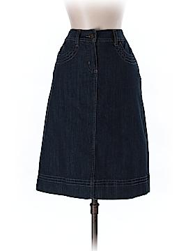 Boden Denim Skirt Size 6 (Tall)