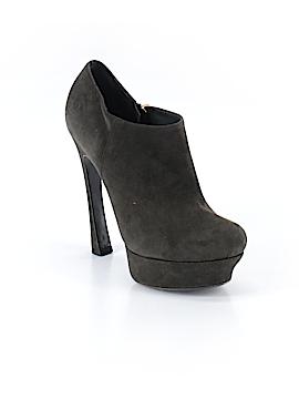 Yves Saint Laurent Women Ankle Boots Size 39.5 (EU)