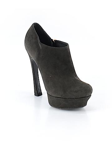Yves Saint Laurent Ankle Boots Size 39.5 (EU)